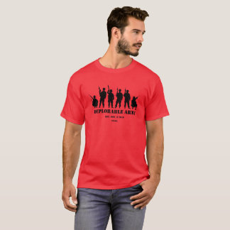 Trump Deplorable Army Shirt