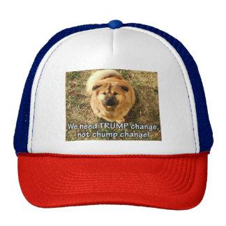 TRUMP Dog/Change Cap