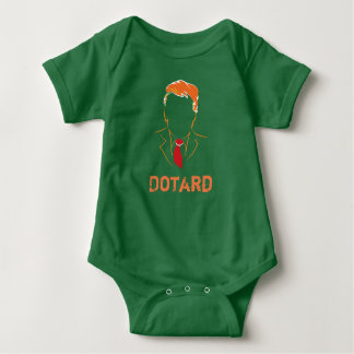 Trump Dotard Baby Bodysuit