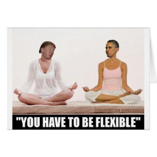 Trump/Drumpf: Flexible Card