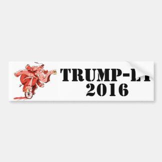 """TRUMP-ET 2016"" BUMPER STICKER"
