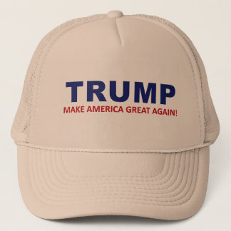 Trump for President 2016 Hat