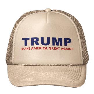 Trump for President 2016 Hat