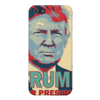 Trump for President iPhone 4 Case