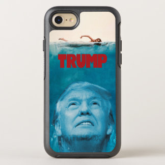 Trump from Below Liberty Maniacs OtterBox Symmetry iPhone 7 Case