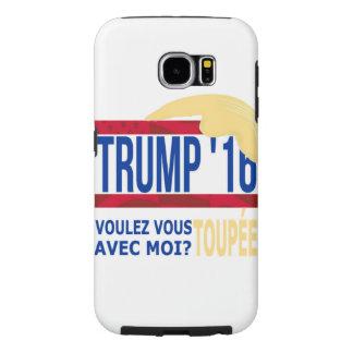Trump Galaxy Samsung Galaxy S6 Cases