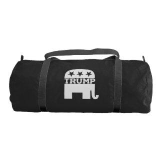 TRUMP gop elephant Gym Duffel Bag