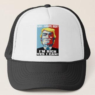 Trump Grope Trucker Hat