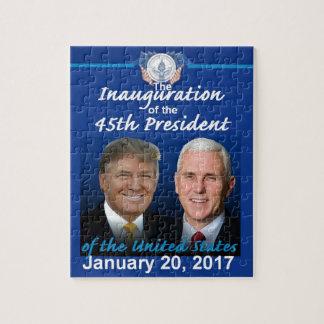 TRUMP Inauguration Jigsaw Puzzle