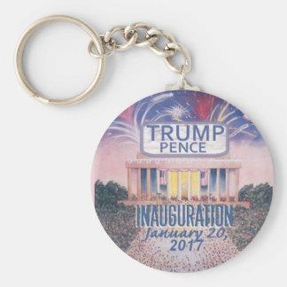 TRUMP Inauguration Keychain