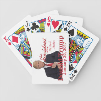 TRUMP Inauguration Playing Cards