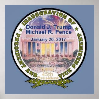TRUMP Inauguration Print