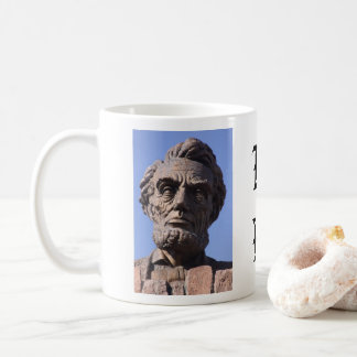 Trump is no Honest Abe Coffee Mug