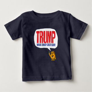 Trump making comedy great again baby T-Shirt