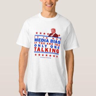 Trump Media Bias T-Shirt