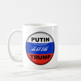 Trump Mug- Funny Campaign Button Design Coffee Mug