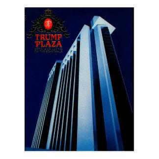 Trump Plaza Postcard