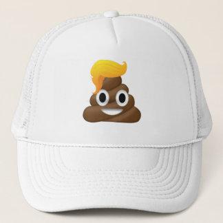 Trump Poop Head Hat