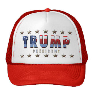 Trump President Cap
