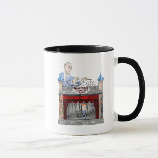 Trump Puppet Frosted Mug