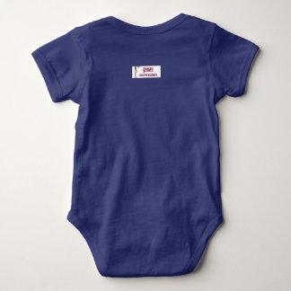 """Trump""""s America Baby Bodysuit"""