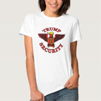 Trump Security T Shirts