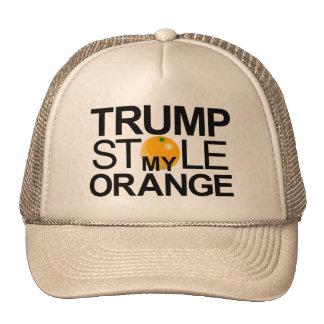 Trump Stole My Orange Cap