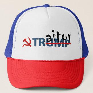 Trump the Traitor Trucker Hat