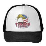 Trump This 2016 Not So Bald Eagle Cap