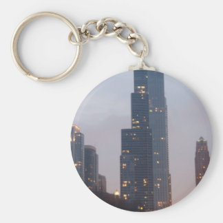 Trump Tower Key Ring
