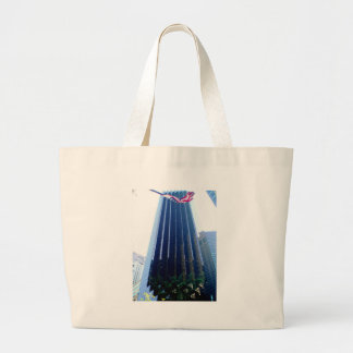 Trump Tower NYC Jumbo Tote Bag