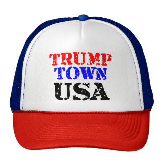 Trump Town USA Hat