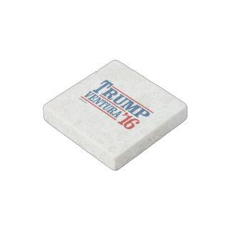 Trump Ventura 2016 Stone Magnet