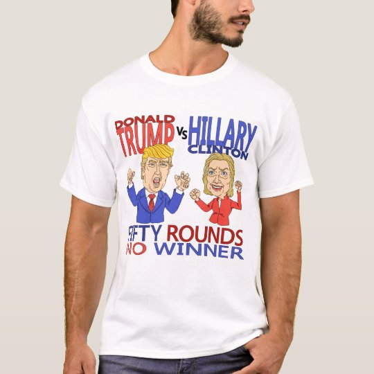 Trump Vs Clinton T-Shirt