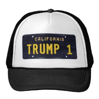 Trump won cap
