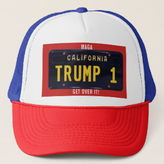 Trump won trucker hat