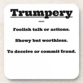 Trumpery Coaster