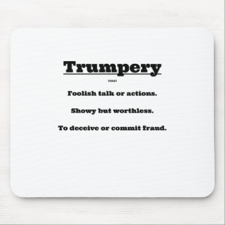 Trumpery Mouse Mat