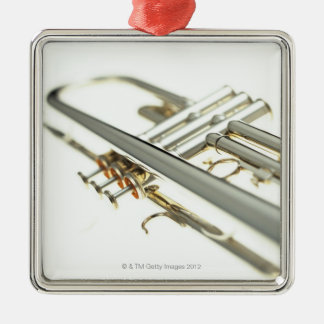 Trumpet 2 christmas ornament
