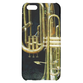 Trumpet and Tuba Cover For iPhone 5C
