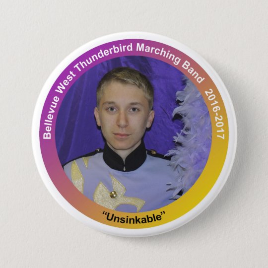 Trumpet_ChaseF_2016-2017 7.5 Cm Round Badge