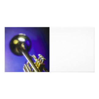 Trumpet Close-Up 2 Photo Cards