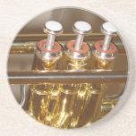 Trumpet coaster