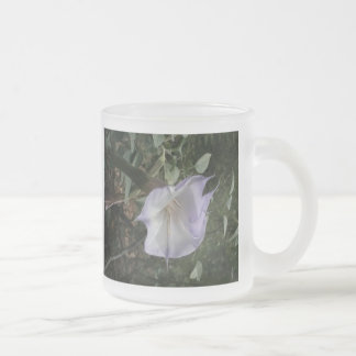 Trumpet Flower - Frosted Classic Mug