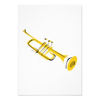 Trumpet Custom Invites