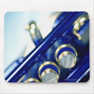 Trumpet Mouse Mat