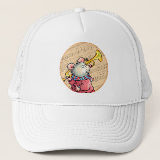 Trumpet Music Mouse - cap