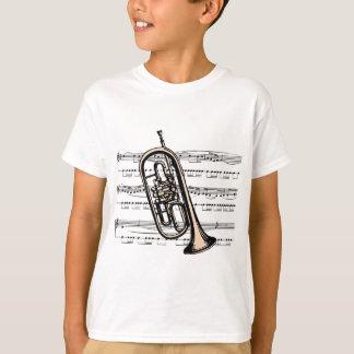 Trumpet musical 12 B T-Shirt