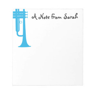 Trumpet Notepad