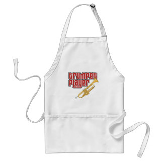 Trumpet Player Aprons